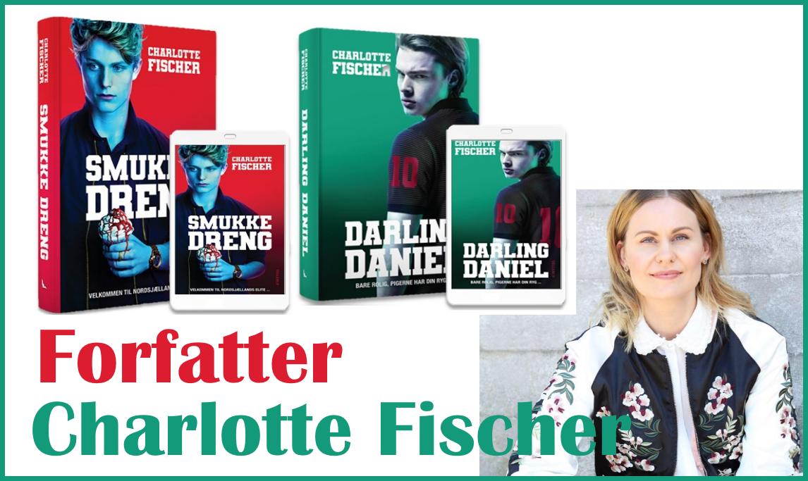 Forfatter Charlotte Fischer