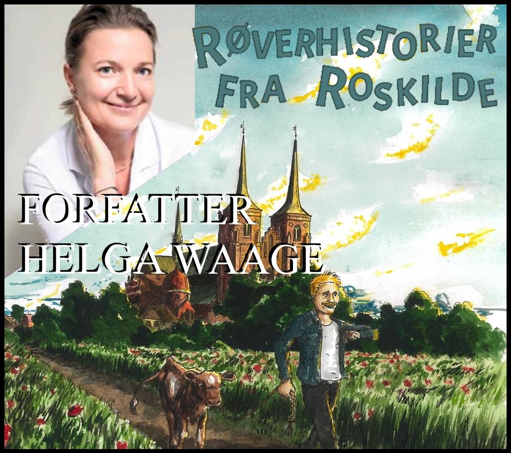 Forfatter Helga Waage