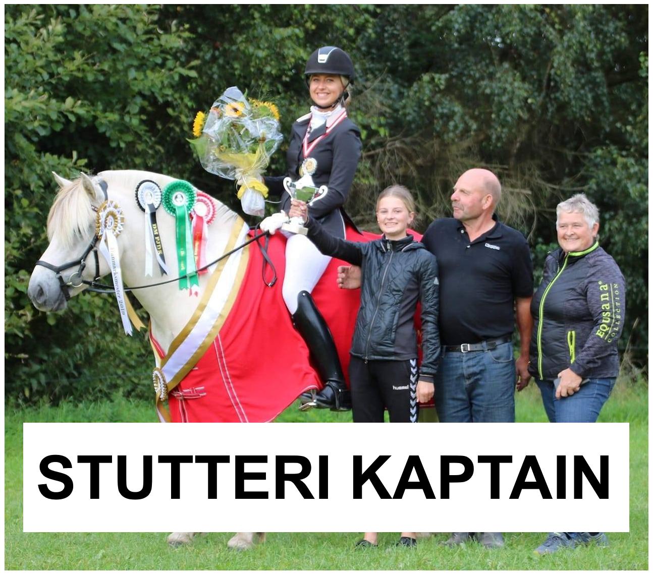 Stutteri Kaptain
